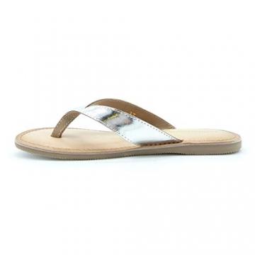 Les Tropéziennes par M. Belarbi, Damen Sneaker, Silber - Größe: 36 EU - 3