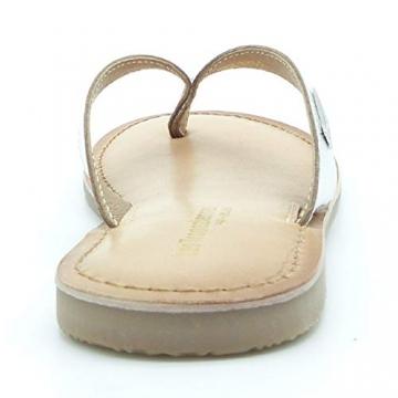 Les Tropéziennes par M. Belarbi, Damen Sneaker, Silber - Größe: 36 EU - 6