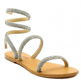 Les Tropéziennes par M. Belarbi, Damen Sneaker, Silber - Silber - Größe: 41 - 1