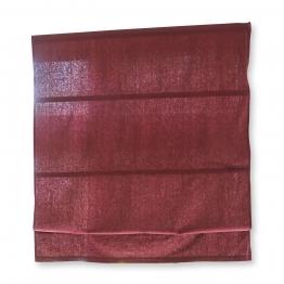LOBERON Faltrollo Fides, rot (100 x 120cm)