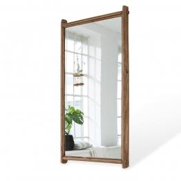 LOBERON Spiegel Ajacco, antikbraun (8 x 62 x 120cm)