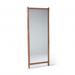 LOBERON Spiegel Igraine, braun (8 x 62 x 165cm)