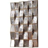 LOBERON Spiegel Lugos, antikgold (8 x 90 x 135cm)