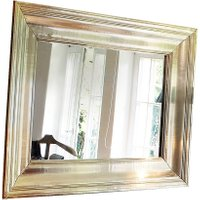 LOBERON Spiegel Sabran, silber (5 x 100 x 130cm)