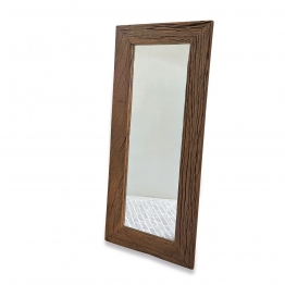 LOBERON Spiegel Sivaine, braun (4 x 120 x 50cm)