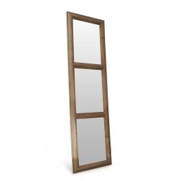 LOBERON Spiegel Stains, braun (4 x 50 x 210cm)
