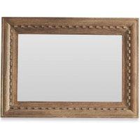 LOBERON Spiegel Sumaya, braun (4 x 70 x 96cm)