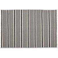 LOBERON Teppich Nellia, schwarz/weiß (300 x 200cm)