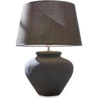 LOBERON Tischlampe Bandol, schwarz (62cm)