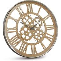 LOBERON Uhr Menat, silber (5.5cm)