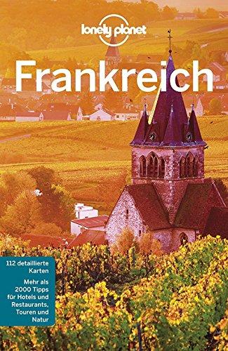 Lonely Planet Reiseführer Frankreich (Deutsch) -