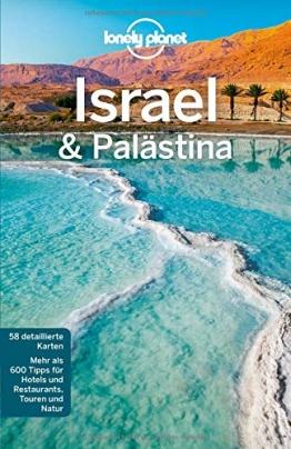 Lonely Planet Reiseführer Israel, Palästina (Lonely Planet Reiseführer Deutsch) - 1