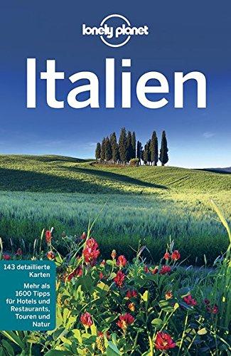 Lonely Planet Reiseführer Italien (Lonely Planet Reiseführer Deutsch) - 1