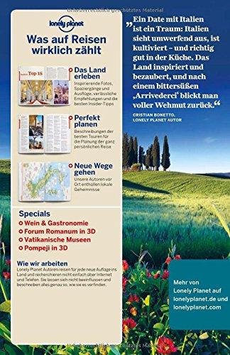 Lonely Planet Reiseführer Italien (Lonely Planet Reiseführer Deutsch) - 2