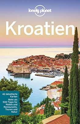 Lonely Planet Reiseführer Kroatien (Lonely Planet Reiseführer Deutsch) - 1