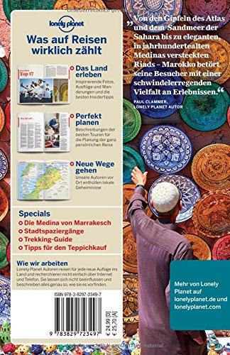 Lonely Planet Reiseführer Marokko (Lonely Planet Reiseführer Deutsch) - 2