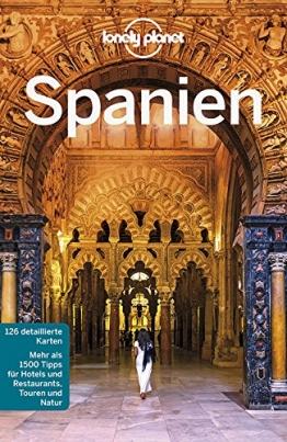 Lonely Planet Reiseführer Spanien (Lonely Planet Reiseführer Deutsch) - 1