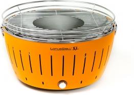 LotusGrill XL Holzkohlegrill Mandarinorange