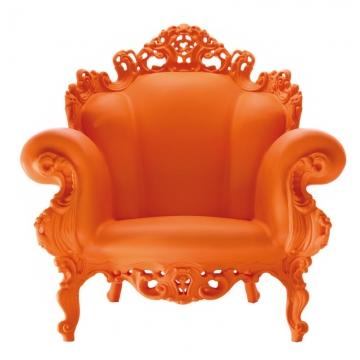 Magis - Proust Outdoor-Sessel - orange/BxHxT 104x105x90cm