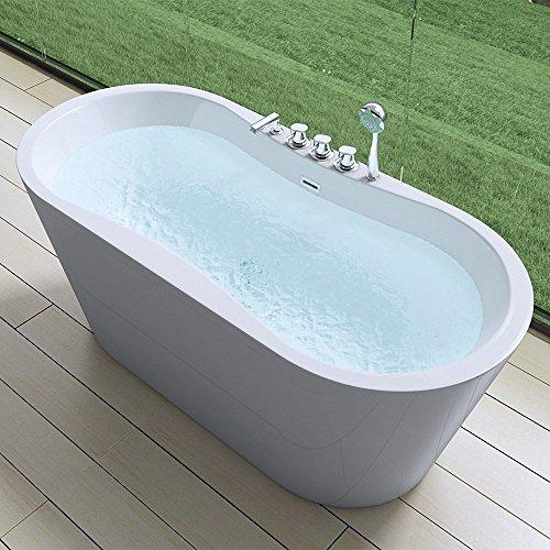 mai mai elegante badewanne vicenza602s freistehend und. Black Bedroom Furniture Sets. Home Design Ideas