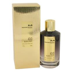 Mancera Aoud Black Candy Eau De Parfum Spray (Unisex) By Mancera - 1