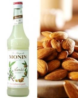 MANDEL Sirup von Monin 0,7 L