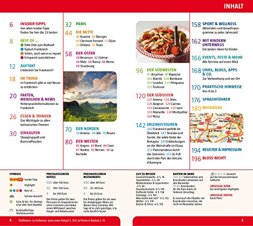 MARCO POLO Reiseführer Frankreich: Reisen mit Insider-Tipps. Inklusive kostenloser Touren-App & Update-Service - 4