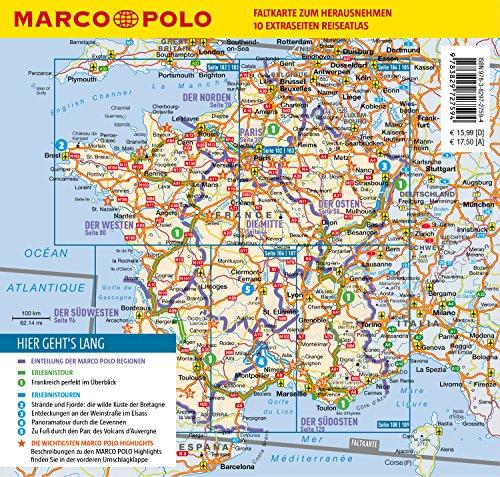 MARCO POLO Reiseführer Frankreich: Reisen mit Insider-Tipps. Inklusive kostenloser Touren-App & Update-Service - 8