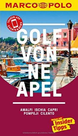 MARCO POLO Reiseführer Golf von Neapel, Amalfi, Ischia, Capri, Pompeji, Cilento: Reisen mit Insider-Tipps. Inklusive kostenloser Touren-App & Events&News - 1