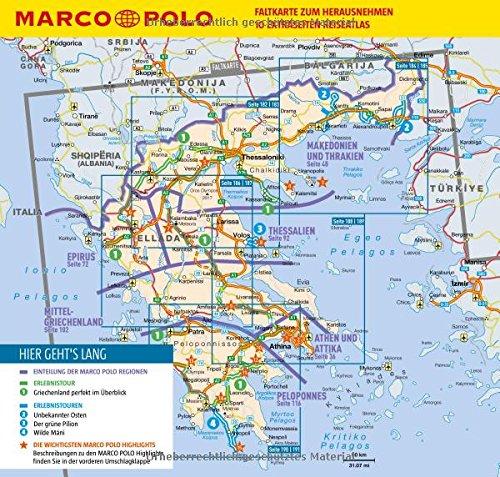MARCO POLO Reiseführer Griechenland Festland: Reisen mit Insider-Tipps. Inklusive kostenloser Touren-App & Update-Service - 2