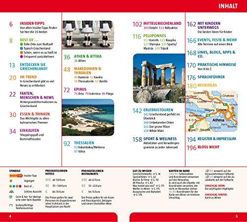 MARCO POLO Reiseführer Griechenland Festland: Reisen mit Insider-Tipps. Inklusive kostenloser Touren-App & Update-Service - 4