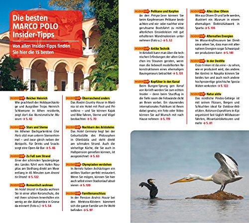 MARCO POLO Reiseführer Griechenland Festland: Reisen mit Insider-Tipps. Inklusive kostenloser Touren-App & Update-Service - 5