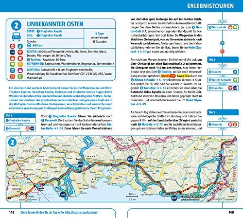 MARCO POLO Reiseführer Griechenland Festland: Reisen mit Insider-Tipps. Inklusive kostenloser Touren-App & Update-Service - 7