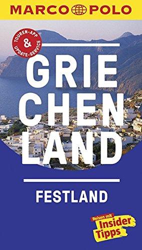 MARCO POLO Reiseführer Griechenland Festland: Reisen mit Insider-Tipps. Inklusive kostenloser Touren-App & Update-Service - 1