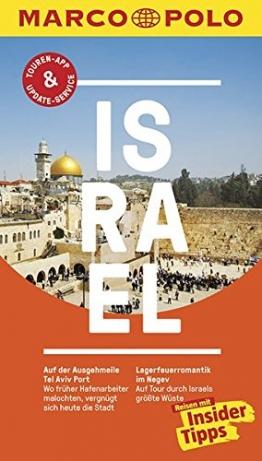 MARCO POLO Reiseführer Israel: Reisen mit Insider-Tipps. Inklusive kostenloser Touren-App & Events&News - 1
