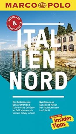 MARCO POLO Reiseführer Italien Nord: Reisen mit Insider-Tipps. Inklusive kostenloser Touren-App & Update-Service - 1