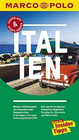 MARCO POLO Reiseführer Italien: Reisen mit Insider-Tipps. Inklusive kostenloser Touren-App & Update-Service - 1