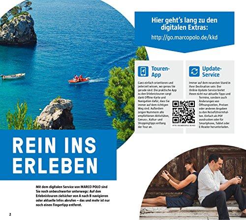 MARCO POLO Reiseführer Kroatische Küste Dalmatien: Reisen mit Insider-Tipps. Inklusive kostenloser Touren-App & Update-Service - 3