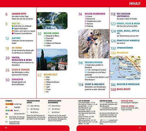 MARCO POLO Reiseführer Kroatische Küste Dalmatien: Reisen mit Insider-Tipps. Inklusive kostenloser Touren-App & Update-Service - 4