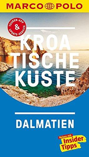 MARCO POLO Reiseführer Kroatische Küste Dalmatien: Reisen mit Insider-Tipps. Inklusive kostenloser Touren-App & Update-Service - 1