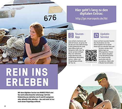 MARCO POLO Reiseführer Kroatische Küste Istrien, Kvarner: Reisen mit Insider-Tipps. Inklusive kostenloser Touren-App & Update-Service - 3