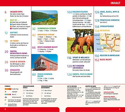 MARCO POLO Reiseführer Kroatische Küste Istrien, Kvarner: Reisen mit Insider-Tipps. Inklusive kostenloser Touren-App & Update-Service - 4