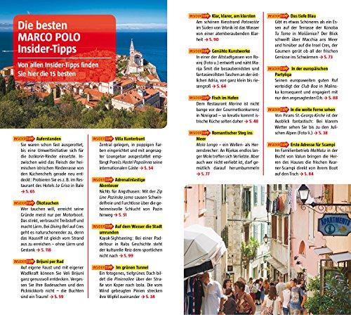 MARCO POLO Reiseführer Kroatische Küste Istrien, Kvarner: Reisen mit Insider-Tipps. Inklusive kostenloser Touren-App & Update-Service - 5