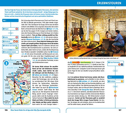 MARCO POLO Reiseführer Kroatische Küste Istrien, Kvarner: Reisen mit Insider-Tipps. Inklusive kostenloser Touren-App & Update-Service - 7