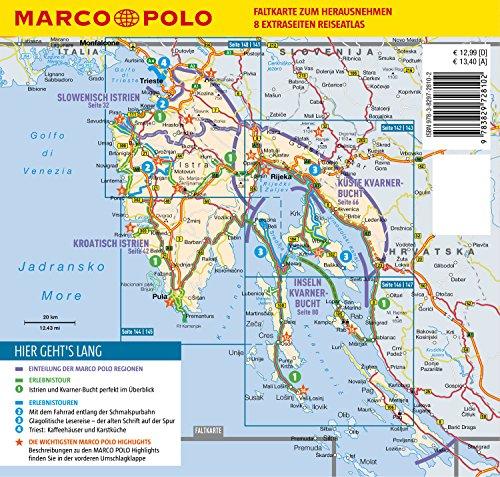 MARCO POLO Reiseführer Kroatische Küste Istrien, Kvarner: Reisen mit Insider-Tipps. Inklusive kostenloser Touren-App & Update-Service - 8