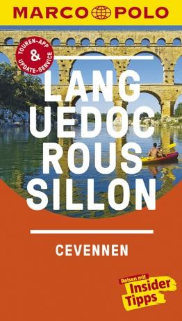 MARCO POLO Reiseführer Languedoc-Roussillon, Cevennes