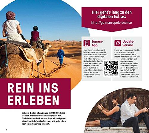 MARCO POLO Reiseführer Marokko: Reisen mit Insider-Tipps. Inkl. kostenloser Touren-App und Event&News - 3