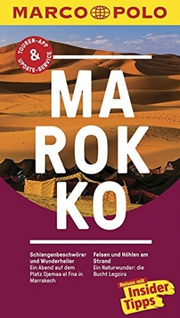 MARCO POLO Reiseführer Marokko: Reisen mit Insider-Tipps. Inkl. kostenloser Touren-App und Event&News - 1
