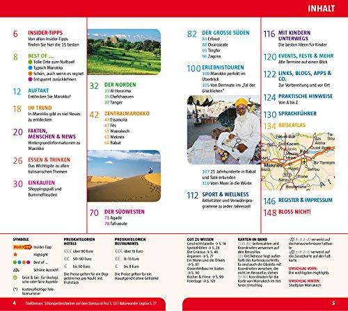 MARCO POLO Reiseführer Marokko: Reisen mit Insider-Tipps. Inkl. kostenloser Touren-App und Event&News - 4