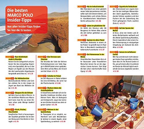 MARCO POLO Reiseführer Marokko: Reisen mit Insider-Tipps. Inkl. kostenloser Touren-App und Event&News - 5